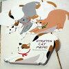 猫のメモパッドダイカットメモのび猫★グリーティングライフ(5柄計90枚入り)(猫雑貨猫グッズネコ雑貨ねこ柄キャット)