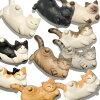 【猫のストラップ】でぶ猫ストラップ2LadyCat(イヤホンピン付き)(イヤホンジャックアクセサリー根付携帯ストラップスマホストラップ猫雑貨猫グッズネコ雑貨ねこ柄キャット)