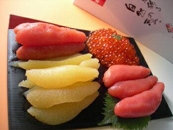 【送料無料】魚卵ギフト【魚卵の彩り】お歳暮ギフトに♪送料無料