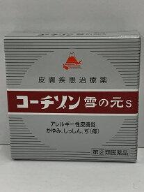 【第(2)類医薬品】コーチゾン雪の元S 6g