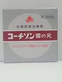 【第(2)類医薬品】コーチゾン雪の元 15g