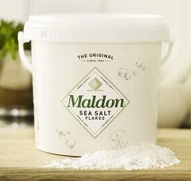 マルドン シーソルト 1.4kg 業務用 Maldon Salt しお ソルト 海塩 塩 食塩 送料無料