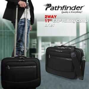 スーツケース 機内持ち込み キャリーバッグ キャリーケース メンズ Pathfinder パスファインダー レボリューションXT 旅行 ナイロン 2WAY ショルダーバッグ ショルダー付 TSAロック メンズ バッグ
