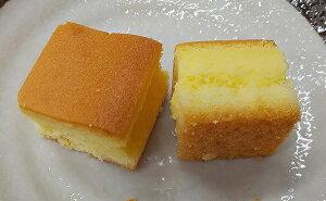 洋菓子 シートケーキカット( ガトーかぼちゃベイクド チーズ )1枚約800g(長33×幅19×高3.5cm)66カット ×12枚(枚2,200円税別)業務用 冷凍 ヤヨイ