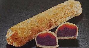 りんごと紅芋のパイ包み 約300g(L20×W6×H4cm)×30p(P1,010円税別)業務用 ヤヨイ