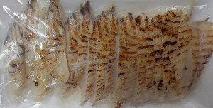アブラ カレイ炙り スライス ( L ) 約150g( 約7.5g×20枚 )X80P(P500円税別) 冷凍 業務用 骨なし すし種等  ヤヨイ