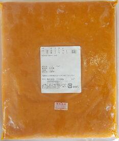 国産 南瓜ペースト かぼちゃ 1kgx14P(P780円税別)冷凍 業務用 ヤヨイ