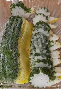 前菜八寸 いかわらび 1P(8本)×16p(P4,810円税別)業務用 ヤヨイ 冷凍