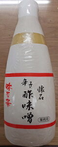 懐石 辛子酢味噌 1kg×10本(本1150円税別) 業務用 ヤヨイ 味百華