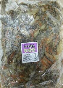 小鉢 いか刺し松前漬け 1kg×10p(P1,300円税別)冷凍 業務用 ヤヨイ