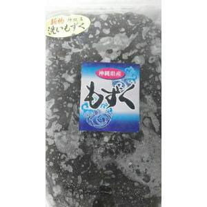 国産 冷凍 洗いもずく(糸)1kgx12P(P1630円税別)業務用 ヤヨイ 激安