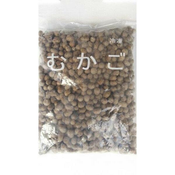 中国産 冷凍むかご1kgx10袋(780円税別) 業務用 ヤヨイ