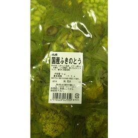 国産 ふきのとう水煮1kg(約30個)×10P(P1560円税別)業務用 ヤヨイ