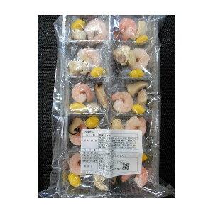 冷凍 便利食材 茶碗蒸しの具 10個×50P(P500円)業務用 ヤヨイ ヤマ食