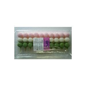 冷凍和生菓子 三色花団子 10本(本31.2円)x23P(P312円税別)業務用 ヤヨイ