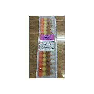 冷凍和生菓子 秋の三色プチ団子 15個x35P(P351円税別)業務用 ヤヨイ