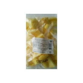 アスク 冷凍パイナップル(パイン)チャンク 1kgx10袋(袋871円税別)トロピカルマリア 業務用 ヤヨイ