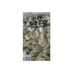 冷凍31-40バナメイ(IQF)1kgx10P(P1950円税別)むきえび 業務用 ヤヨイ 海老