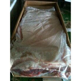 輸入 冷凍豚バラ肉 約16kg(約4kg×4本)kg880円(税別) 業務用 ヤヨイ