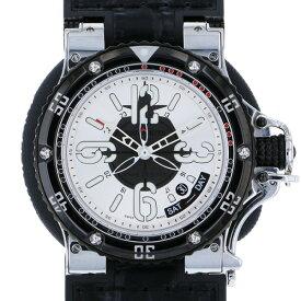 アクアノウティック AQUANAUTIC キングサブコマンダー KSP00S03NBS03 シルバー/ブラック文字盤 メンズ 腕時計 【新品】