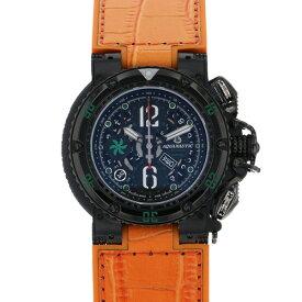 アクアノウティック AQUANAUTIC その他 サブコマンダー クロノ TN3H00WBPSKLT02 ブラック文字盤 メンズ 腕時計 【新品】