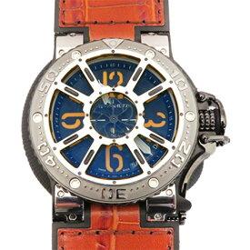 アクアノウティック AQUANAUTIC キングサブコマンダー KSP22NSNBBM00S22 ブラック文字盤 メンズ 腕時計 【新品】