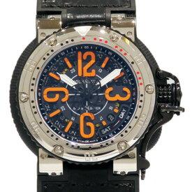 アクアノウティック AQUANAUTIC キングサブコマンダー KSP02N0NAY02 ブラック文字盤 メンズ 腕時計 【新品】