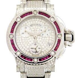 アクアノウティック AQUANAUTIC プリンセスクーダ ベゼルバケットサファイア ケース・ブレスダイヤ P6052SB09S0F 全面ダイヤ文字盤 レディース 腕時計 【新品】