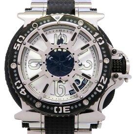 アクアノウティック AQUANAUTIC その他 キングコマンダー - ホワイト文字盤 メンズ 腕時計 【中古】