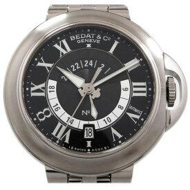 ベダ&カンパニー BEDAT&CO. その他 コレクション No.8 B832.011.300 ブラック文字盤 メンズ 腕時計 【新品】