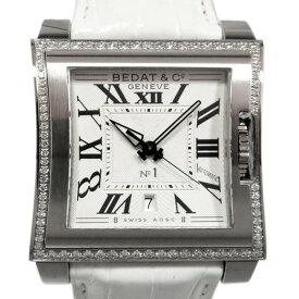 ベダ&カンパニー BEDAT&CO. その他 コレクション No.1 B118.020.100 ホワイト文字盤 メンズ 腕時計 【新品】