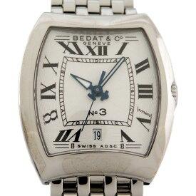 ベダ&カンパニー BEDAT&CO. その他 コレクション No.3 B314.011.100 ホワイト文字盤 レディース 腕時計 【新品】
