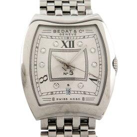 ベダ&カンパニー BEDAT&CO. その他 コレクション No.3 B314.031.109 ホワイト文字盤 レディース 腕時計 【新品】