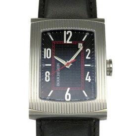 ブシュロン BOUCHERON その他 リフレ XL WA009202 ブラック文字盤 メンズ 腕時計 【新品】