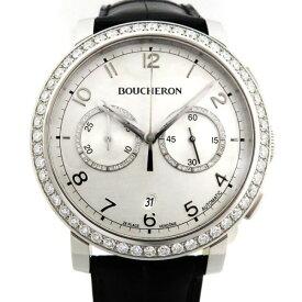 ブシュロン BOUCHERON その他 パナム ベゼルダイヤ WA010212 シルバー文字盤 メンズ 腕時計 【新品】