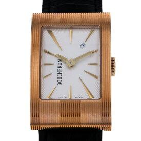 ブシュロン BOUCHERON その他 リフレ WA009303 シルバー文字盤 メンズ 腕時計 【新品】