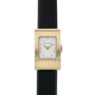 ブシュロンBOUCHERONその他リフレWA009513ホワイト文字盤レディース腕時計【新品】