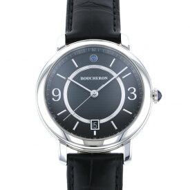 ブシュロン BOUCHERON その他 エピュール WA021202 ブラック文字盤 メンズ 腕時計 【新品】