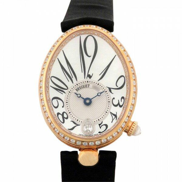 ブレゲ BREGUET クイーン オブ ネイプルズ 8918BR/58/864 D00D ホワイトシェル文字盤 腕時計 【新品】