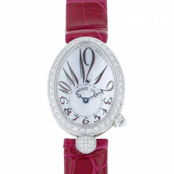 ブレゲ BREGUET クイーン オブ ネイプルズ 8928BB/5P/944 DD0D ホワイトシェル文字盤 レディース 腕時計 【新品】