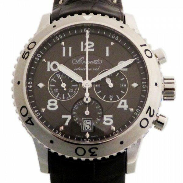 ブレゲ BREGUET タイプXXI 3810ST/92/9ZU グレー文字盤 メンズ 腕時計 【新品】
