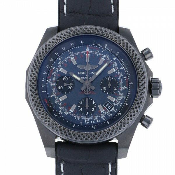 ブライトリング BREITLING ベントレー B06 ミッドナイトカーボン M061B60FRB ブラック文字盤 メンズ 腕時計 【新品】