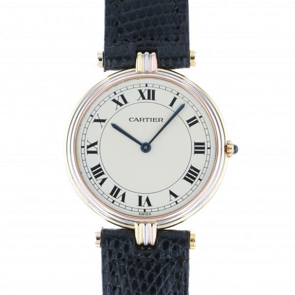 カルティエ CARTIER その他 ヴァンドーム 50019179 アイボリー文字盤 レディース 腕時計 【中古】