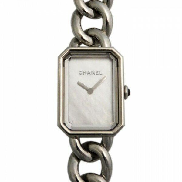 シャネル CHANEL プルミエール H3251 ホワイト文字盤 レディース 腕時計 【新品】
