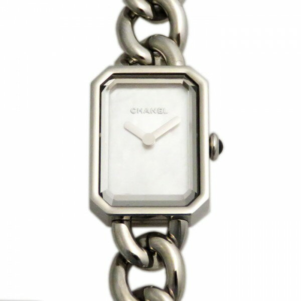 シャネル CHANEL プルミエール H3249 ホワイト文字盤 レディース 腕時計 【新品】