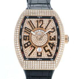 huge selection of 96d23 fe4b7 楽天市場】フランクミュラー ヴァンガード ダイヤの通販