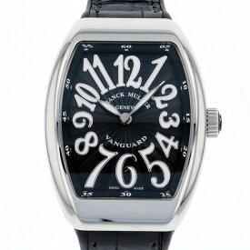 【ポイントバックセール 3%ポイント還元】 フランク・ミュラー FRANCK MULLER ヴァンガード V32QZ AC NR ブラック文字盤 レディース 腕時計 【新品】