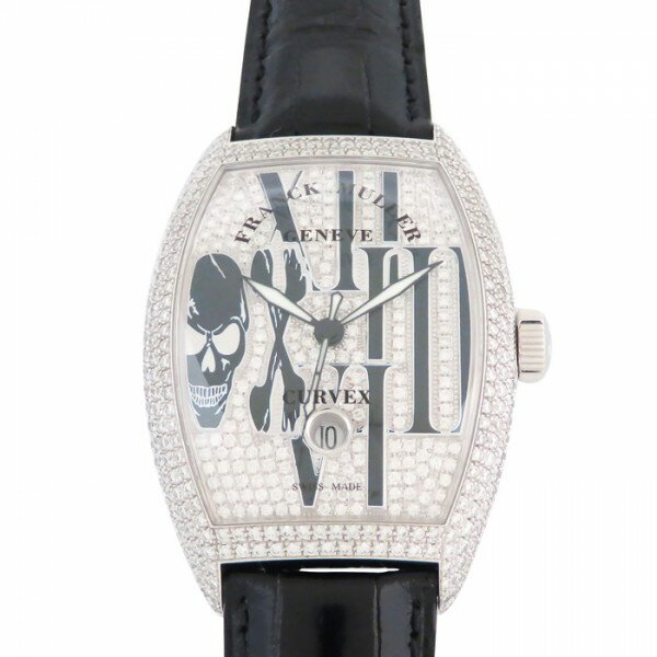フランク・ミュラー FRANCK MULLER トノウカーベックス 8880SC DT 全面ダイヤ文字盤 メンズ 腕時計 【新品】