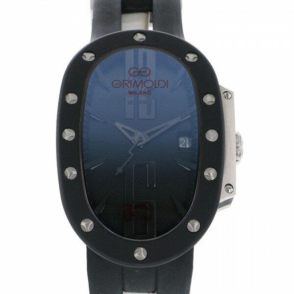 グリモルディ GRIMOLDI その他 ボルゴノーヴォ2 B02.ARABIC.BK ブラック文字盤 メンズ 腕時計 【中古】
