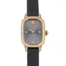 ハリー・ウィンストン HARRY WINSTON エメラルド EMEQHM18YY001 ダークグレー文字盤 新品 腕時計 レディース